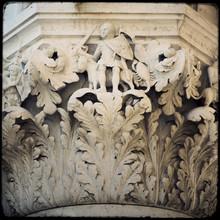 Capital du Palais des Doges, Venise