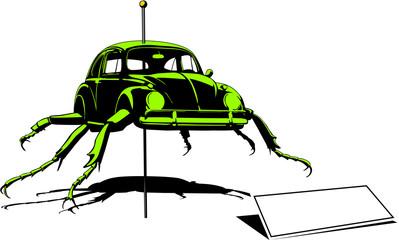 crazy beetle mutation