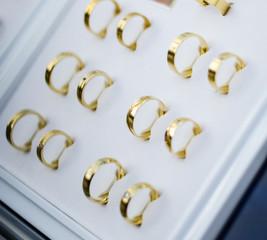 Trauringe gold