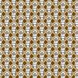 Menu Vintage Pattern Page