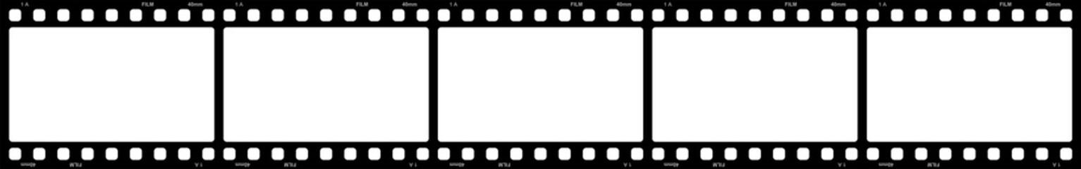 Filmstreifen 5x