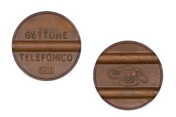 Gettone telefonico SIP
