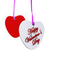 Valentine's Hanging Hearts