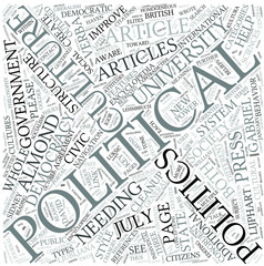 Political culture Disciplines Concept