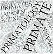 Primatology Disciplines Concept