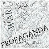 Propaganda Disciplines Concept poster