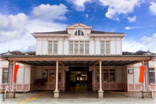 Nikko Train Station