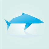 Fototapeta ssak - zwierzę - Wodny Ssak