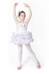 Young Female Ballet Dancer