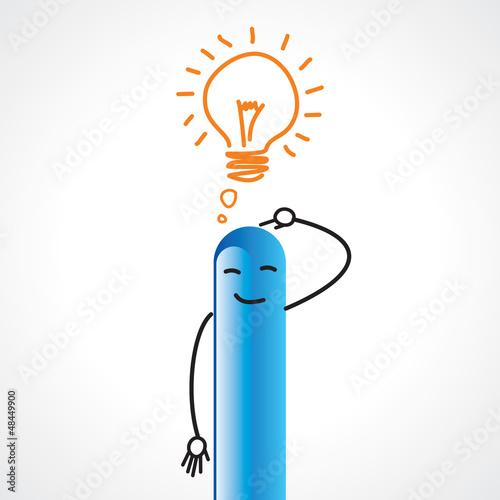 think a idea