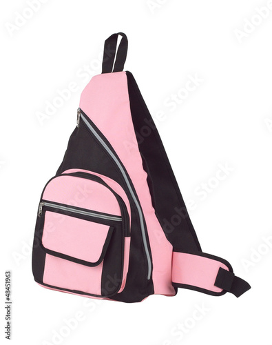 A little cute backpack for student