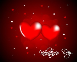 Valentin's heart