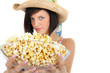 popcorn  anbieten