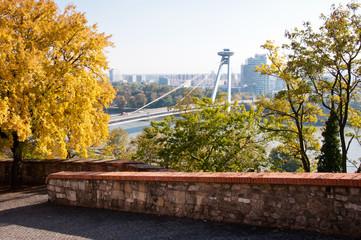 New Danube Bridge Bratislava