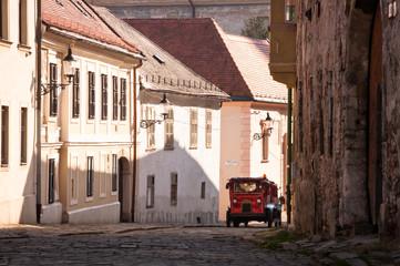 Historical town Bratislava
