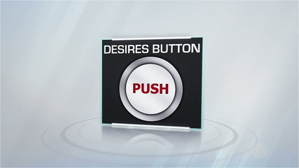 Stop Smoking Desires Button Touch - HD1080