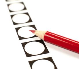 crayon rouge cases a coacher