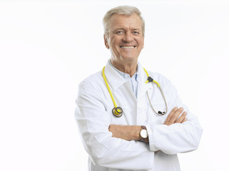 Mature Male Doctor