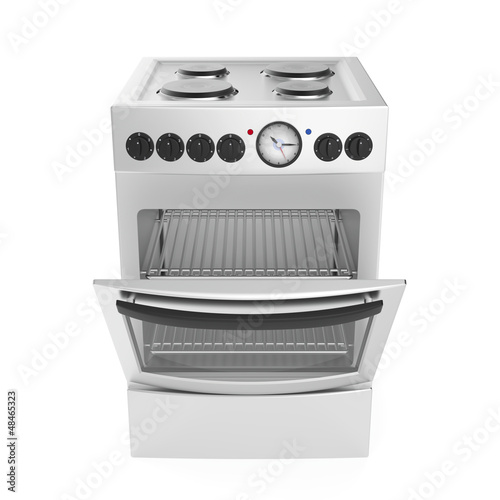Inox electric cooker