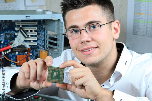 Montage CPU