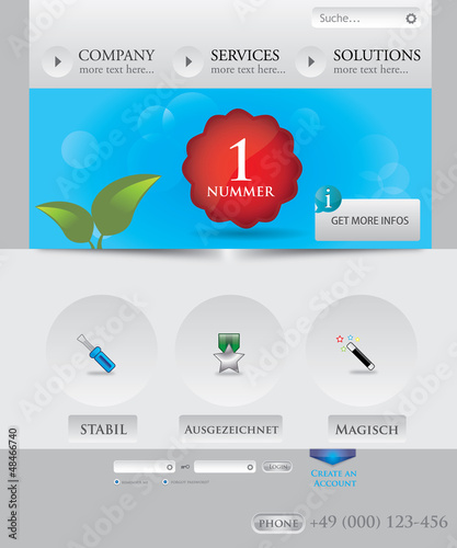 website template 08