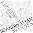 Scandinavian studies Disciplines Concept