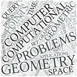 Computational geometry Disciplines Concept