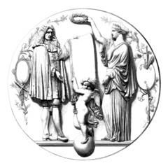 Allegory : Glory - 17th century