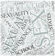 Sex education Disciplines Concept
