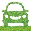 auto d'erba