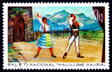 Postage stamp Portugal 1971 Brother and Sister