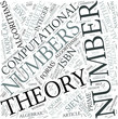 Computational number theory Disciplines Concept