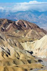 Zabriskie Point - Death Valley, California