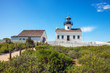 Leuchtturm im Cabrillo Nationalpark  San Diego