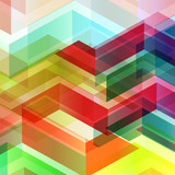 Fototapety abstract geometric style texture & background