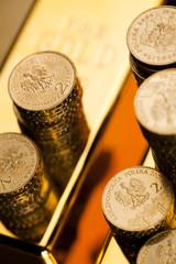 Money, coins background
