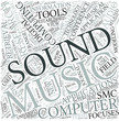 Sound and music computing Disciplines Concept