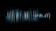 Audio spectrum.