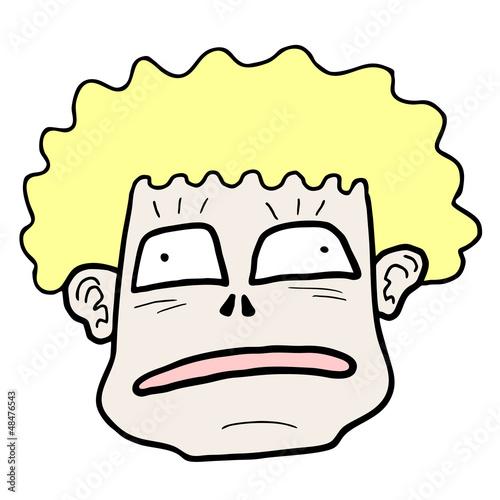 Ugly head