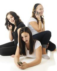 Phoning Teens