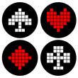 Pixel poker
