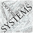 Systems biology Disciplines Concept
