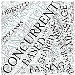 Concurrent programming language Disciplines Concept
