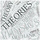 Theoretical physics Disciplines Concept