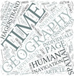 Time geography Disciplines Concept