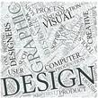 Graphic design Disciplines Concept