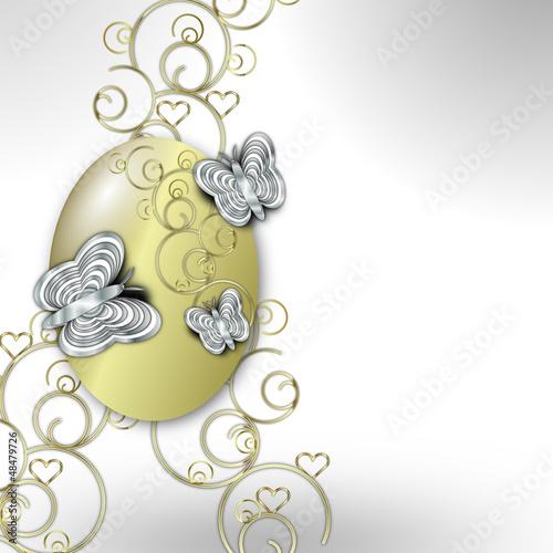 gold osterei