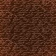 Seamless brown elegance hand write pattern
