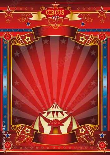 Fantastic poster circus