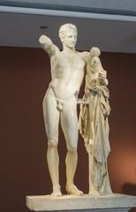 Hermes of Praxitelous